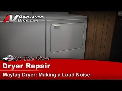 how to open ge dryer repair squeaking