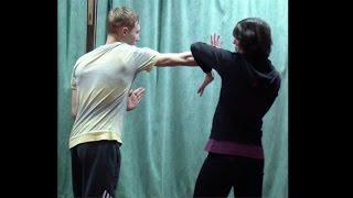 Вин Чун кунг-фу: урок 18. ЧУМ КИУ ТАО (удар локтем)