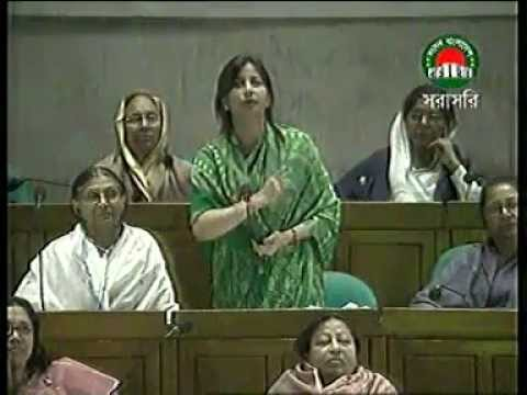 Bangladesh Member Of Parliament - Advocate Tarana Halim -19/2/ 013