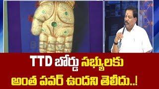 TDP Leader Kothakota Dayakar Reddy on Politics on Temples | TTD Controversy | Bharattoday