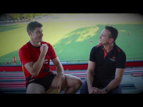 Interview with Christian Eyres from Perth Football Club