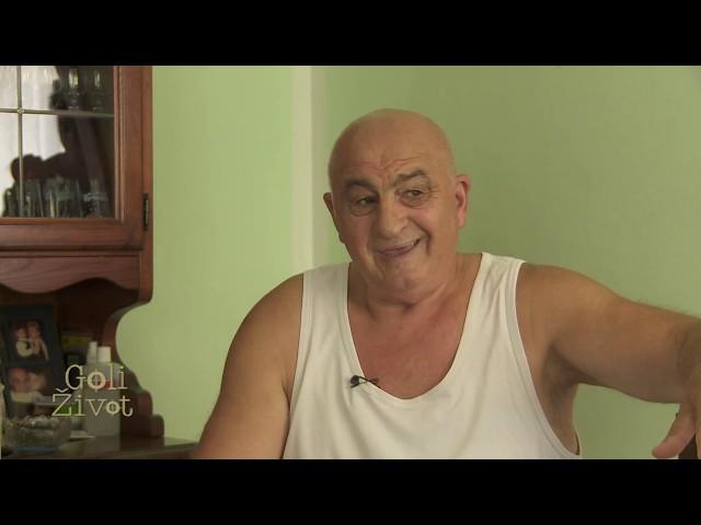 Goli Zivot - Mihajlo Ulemek - (TV Happy 04.07.2019)