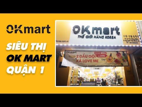 Siêu thị tiện ích OK Mart