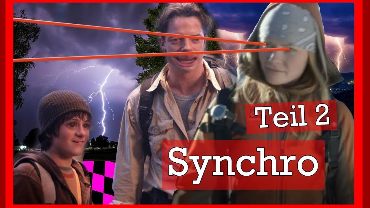 PARODIE | Syncho #2 [Reise zum Mittelpunkt der Erde]
