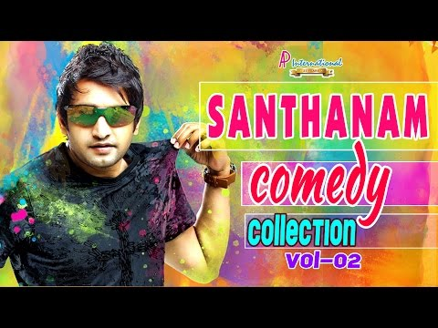 Santhanam Comedy | Scenes | latest | 2015 | Santhanam Comedy Collection - Vol 2