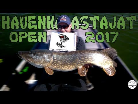 Hauenkalastajat Open 2017 - United Fishbums
