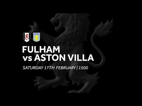 Fulham 2-0 Aston Villa | Extended highlights