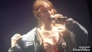 180729 Taeyeon Stay at SMTOWN Live 2018 in Osaka by rimo313