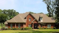 Home for Sale Hernando Mississippi, 3.2 acres, 4100 + SqFt, Desoto County