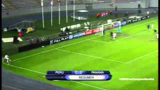 ► PERU VS PANAMA 3-0 RESUMEN Y GOLES Partido Amistoso 2014 | 06/08/14