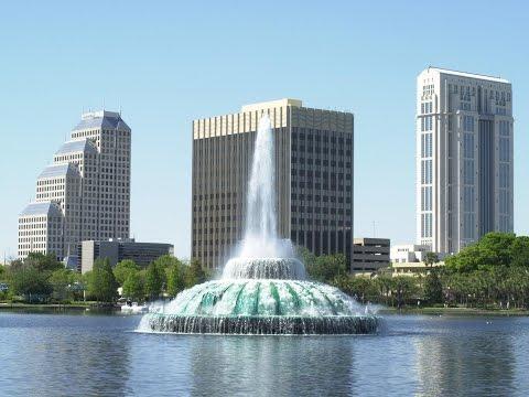 Orlando - The City Beautiful