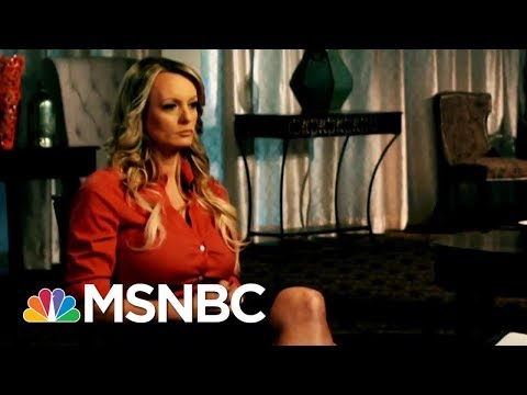 """Stormy Daniels On Threats: I Was Rattled, """"My Hands Were Shaking"""" 