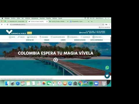 Webinar página web agencias