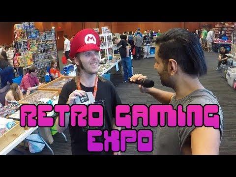 Vancouver Retro Gaming Expo 2017