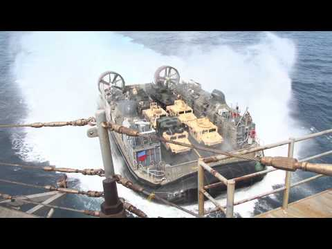 USS Peleliu Sailors Combat Foreign Object Damage