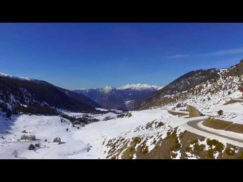 Andorra by Drone [Vu en Drone]
