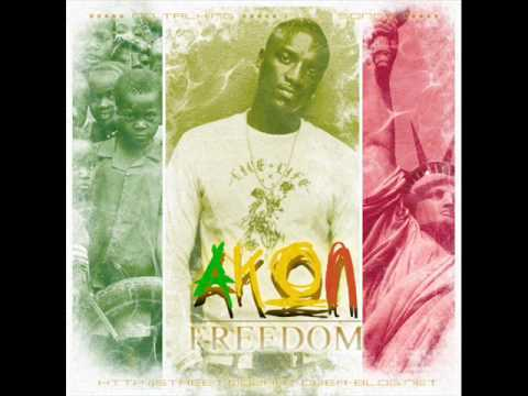 Akon  Freedom Remix