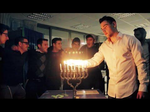 Chanukah Songs original cool Jewish music Hanukkah חנוכה שירים