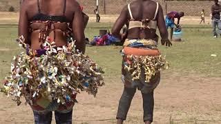 Traditional Tribal Dances 2 September Mongu Zambia