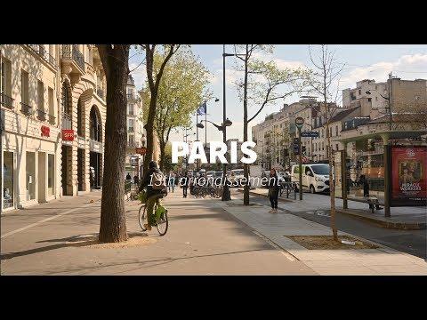 [4K] Walk Around Paris - 13th arrondissement