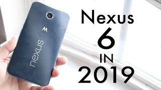 Nexus 6 In 2019! (Still Worth It?) (Review)