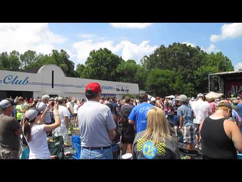 Alabama free concert in Fort Payne - June 15, 2014