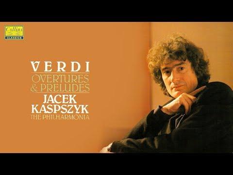 Giuseppe Verdi: Overtures & Preludes (FULL ALBUM)