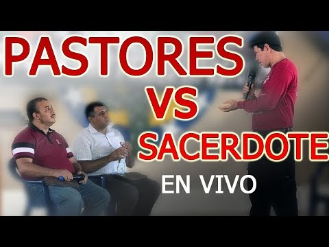 APARECEN PASTORES VS CURA LUIS TORO  EN VIVO DESDE GUATEMALA