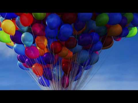 Pixars Up:  Official Teaser