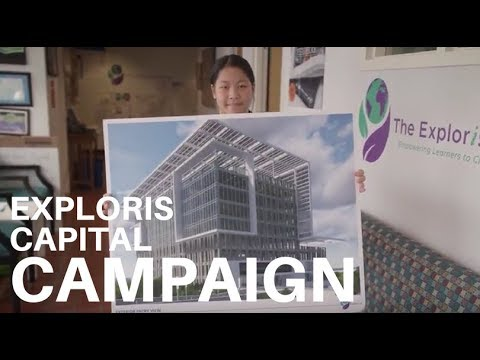Raleigh Exploris School Capital Campaign Video