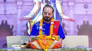 Day-5 | Shrimad Bhagwat Mahapuran Katha | By Sri Ravinandan Shastri Ji | Kishangarh 24-05-2019