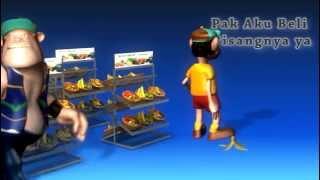bang gori (juara 2 lomba animasi tema kredit usaha rakyat)