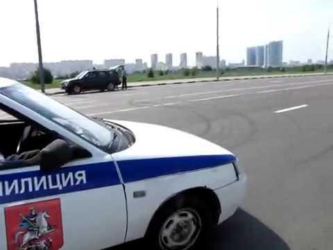 Чтобы поймать преступника нужно мыслить как преступник  Русская полиция