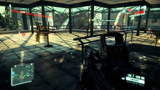 Crysis 2 - PC Multiplayer Demo Max Settings [Full HD]