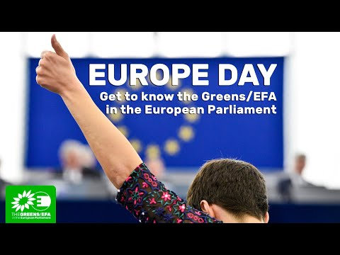 Europe Day 2021: Get to know the Greens/EFA in the European Parliament on the EU Open Day