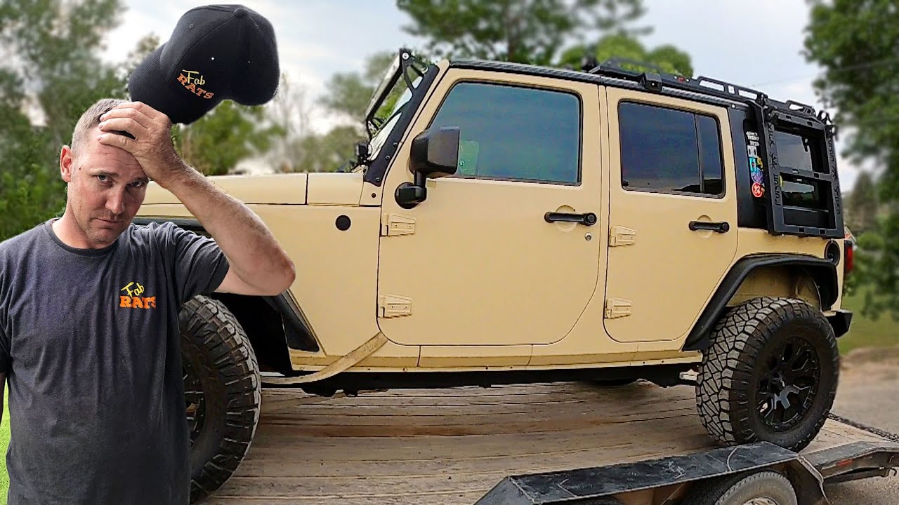 Are all JEEPS this cursed?
