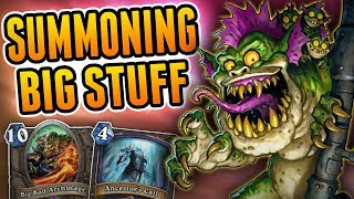 Thats a Huge Archemage | Big Shaman | Wild Hearthstone Rise of Shadows