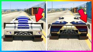 GTA 5 DLC NEW Fastest Super Car w/ UPGRADED Spoilers Speed Test + Cunning Stunts Best Vehicles!