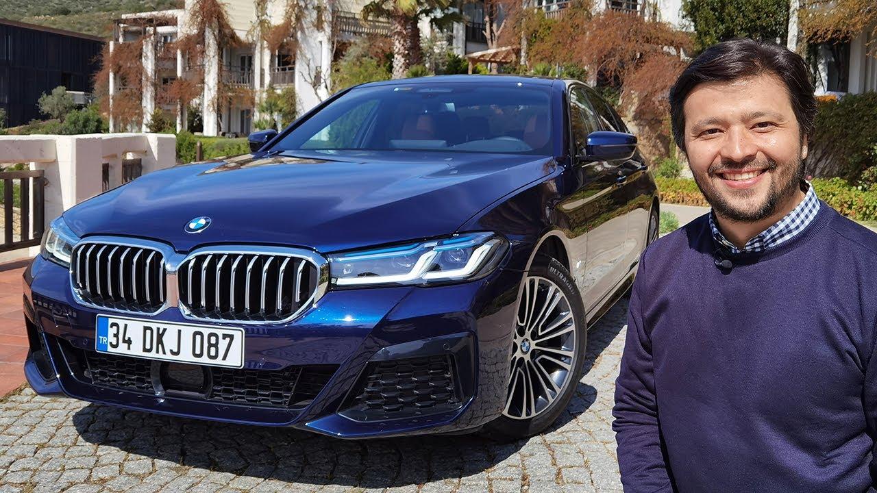 BMW 5 Serisi Test Sürüşü - Artık o da 1 milyon TL! (Ama yarısı vergi)