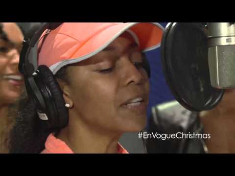 An En Vogue Christmas ~ Behind the s