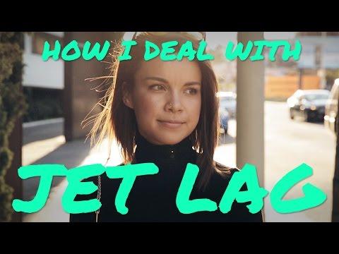 How I Deal With Jet Lag! Beauty + Tips ◈ Ingrid Nilsen