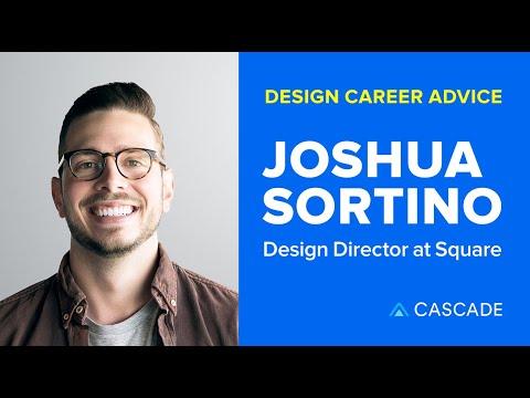 AMA with Joshua Sortino, Design Director at Square
