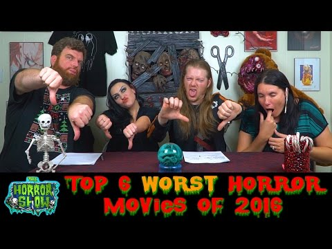 Top 3 WORST Horror movies of 2016 - The Horror Show