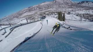 Andri Ragettli: First ever Back to Back Triple in one run