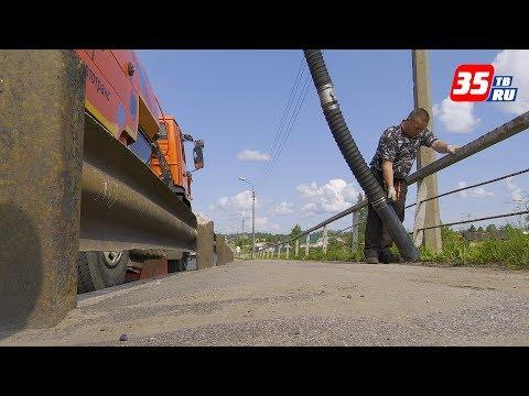 Машины победили людей по качеству уборки улиц Череповца