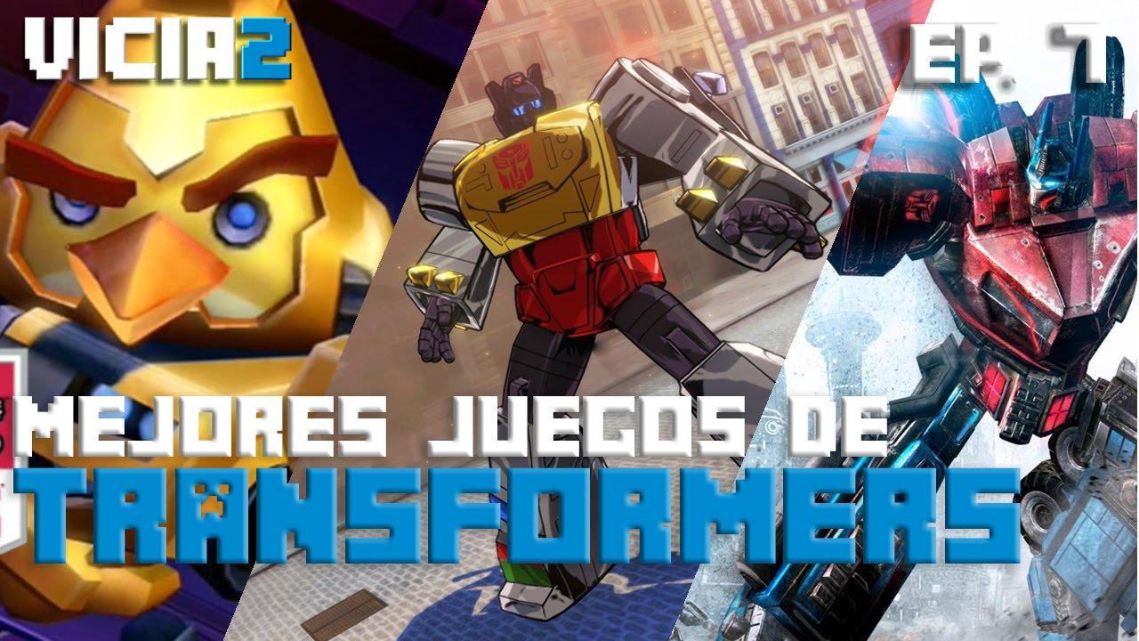 Transformers Devastation en los 3 mejores juegos de Transformers