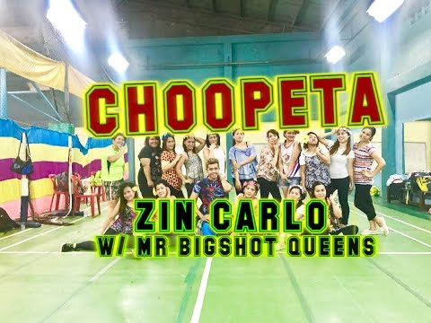 Choopeta by T-Rio - Salsa Dance Choreo by Zin Carlo with Mr Bigshot Queens