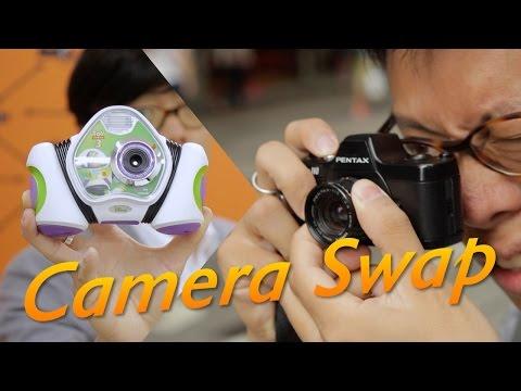 Camera Swap Ep.1 - Pentax Auto 110