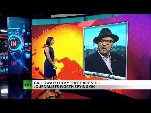 U.S. Government Spying on RT?