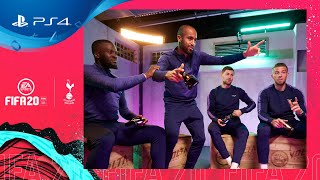 FIFA 20 VOLTA FOOTBALL | Tanguy Ndombele & Lucas Moura v Ben Davies & Toby Alderweireld